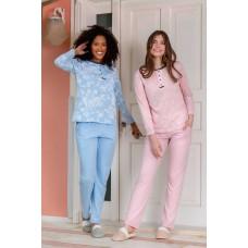 2-pack Viscose Women's Pajamas Set