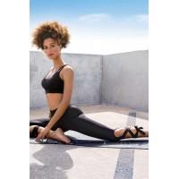 Black Yoga Tights
