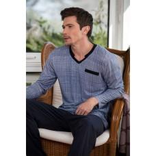 2-pack Viscose Men's Pajamas Set