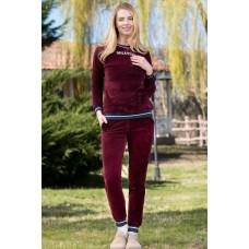 2-pack Velvet Women's Pajamas Set