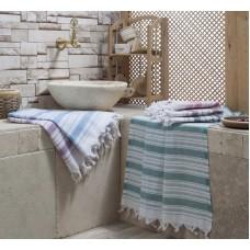 Turkish Cotton Basic Peshtemal Authentic Beach Towel