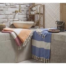 Turkish Cotton Diomand Hammam Peshtemal Beach Towels