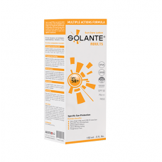 Solante Gold SPF 50+ Sun Care Lotion